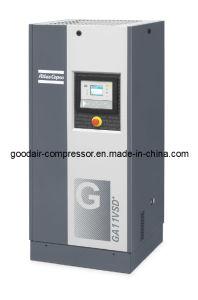 Ga30VSD Atlas Copco Stationary Electric Screw Air Compressor pictures & photos