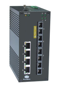 Managed Industrial Switch with 8 Ports IDS 508 / IDS 508-4f pictures & photos