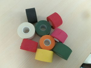 2015 Hot Sale Fashion 5cm*5m Colored Sports Kinesiology Therapy Tape pictures & photos