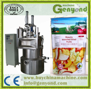 Full Automaitc Vegetabel Chips Frying Machine pictures & photos