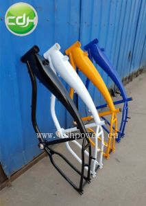 2.4L Motorized Bicycle Frame/Petrol Bicycle Frame pictures & photos