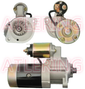 12V 15t 1.4kw Cw Starter Motor for Mitsubishi Forklift 17097 pictures & photos