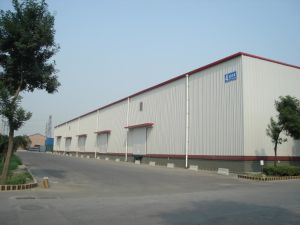 High Quality Steel Construction Workshop with Competitive Price