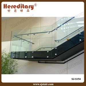 Stainless Steel Glass Standoff in Balcony and Deck Railing (SJ-S154) pictures & photos