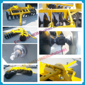 Farm Implement Tractor Mounted New Design Disc Harrow pictures & photos