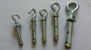 Zinc Plated Anchor Bolt, Sleeve Anchor pictures & photos