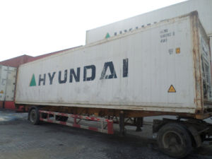 Used 40hc Refrigerated Container pictures & photos