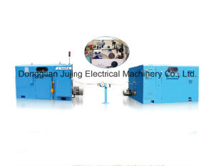 500 Horizontal Double Bobbin Back Cable Twisting Stranding Machine pictures & photos