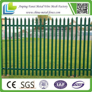 Best Price Powder Coated Palisade Fencing for UK Market pictures & photos