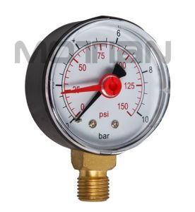 2 Inch Plastic Cover Band for Needle Pressure Gauge with Safety Requirement