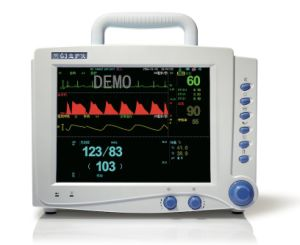 Multi-Parameter Patient Monitor with CE and FDA pictures & photos