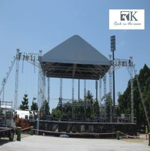 Aluminum Stage Lighting Roof Truss pictures & photos