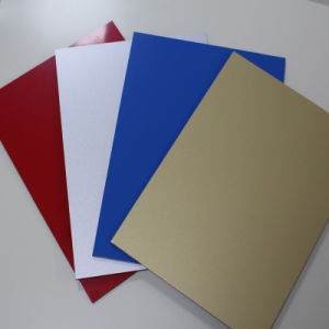 4mm*0.40mm Aluminum Composite Panel for Outdoor Cladding Useage pictures & photos