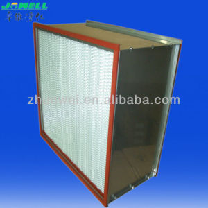 Ultra-Clean Oven HEPA Filter High Temperature Air Filter pictures & photos