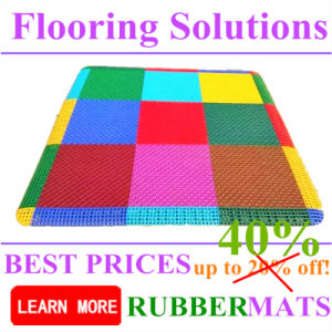 Easy Install PP Interlock Flooring Tiles pictures & photos