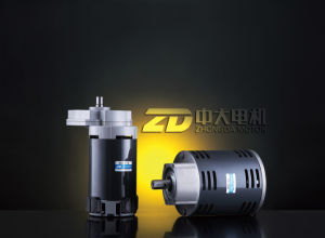ZD DC 24V 550W 2000rpm Sweeping Machine Gear Motor pictures & photos