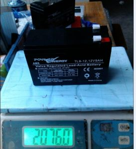 12V 9ah VRLA Sealed Lead Acid Maintenance Free UPS Battery pictures & photos