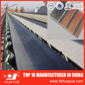 Polyamide Nylon Abrasion Resistant Nn100-Nn600 Conveyor Rubber Belt pictures & photos