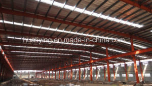Prefabricated Steel Structure for Warehouse pictures & photos