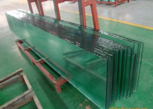 2-19mm Clear Float Glass for Windows pictures & photos