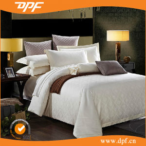 Professional Hotel Textile Supplier Cotton Hotel Bed Sets Bedding Set pictures & photos