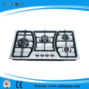 Nature Gas Gas Hobs with S/S Panel Built-in Type