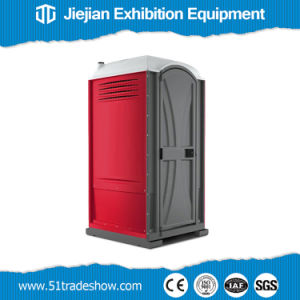 Movable Outdoor Steel Panel Single Sitting Toilet for Temporary Events pictures & photos