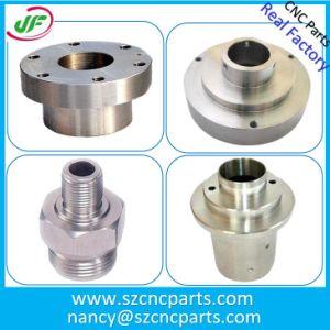 Polish, Heat Treatment, Nickel, Zinc, Tin, Silver, Chrome Plating Aluminum Parts pictures & photos