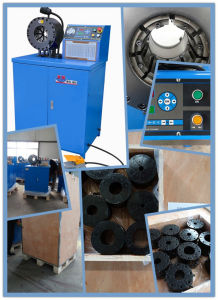 High Quality Reasonable Price Hydraulic Hose Crimping Machine Km-91c-6 pictures & photos