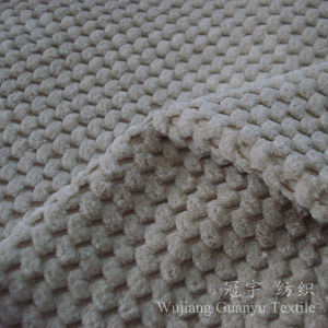 Cut Pile Micorfiber Corduroy Fabric for Home Textile pictures & photos