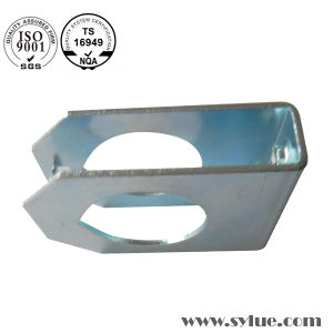Nickle Plated Sheet Metal Fabrication Stamp Steel Part pictures & photos