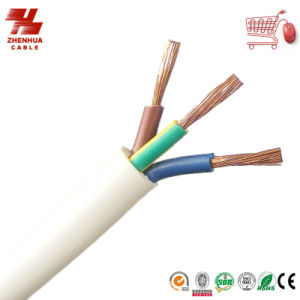 Mutil-Core PVC Insulated Flexible Wire/Electrical Wire&Cable 3 Cores PVC Sheathed pictures & photos