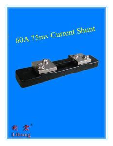 60A 75mv DC Current Shunt, Current Resistor