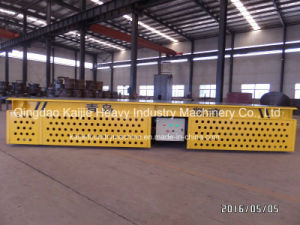 Electric Flat Car/ Low-Voltage Rail Flat Car/Kpd Series/Ladle Casting pictures & photos