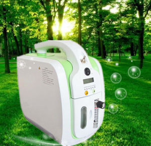 Portable Oxygen Concentrator/Oxygen Generator with Battery pictures & photos
