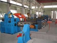 Automatic Slitting Machine for Silicon Steel Sheets