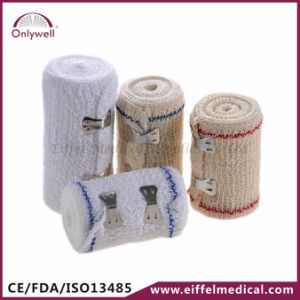 Crepe Emergency Rescue Spandex Medical Bandage pictures & photos