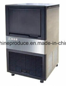 43 Degrees Ambinet Temperature Designed 25kgs Ice Machine pictures & photos