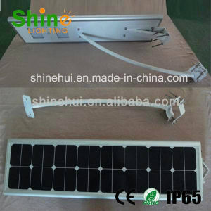 Integrated Solar Street Light From Shinehui Manufacturer pictures & photos