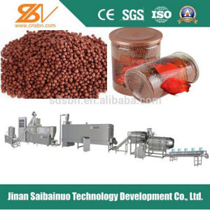 Floating Fish Feed Processing Machine pictures & photos