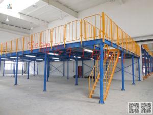 Steel Warehouse Storage Platform (JW-CN3454456) pictures & photos