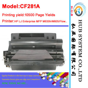 Genuine Laser Cartridge for HP CF281A (81A) Toner pictures & photos