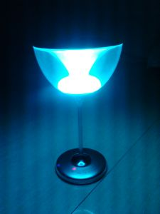Christmas Gift LED Table Lamp with Bluetooth Speaker