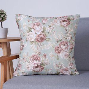 Digital Print Decorative Cushion/Pillow with Botanical&Floral Pattern (MX-74B/C) pictures & photos