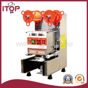 Stainless Steel Automatic Cup Sealing Machine (WD-82) pictures & photos