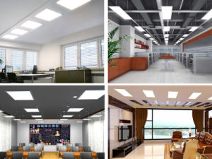Super Thin 40W Surface Mounted 600X600 LED Panel Light pictures & photos