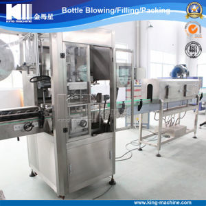 Automatic Pet Water Bottle Labeling Machine pictures & photos