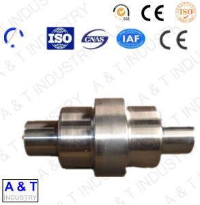 AISI 4140 42CrMo Forged Roll Work Roller Forgings pictures & photos