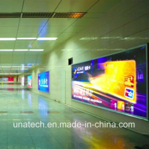Banner Frameless Aluminium LED Media Signage Light Box pictures & photos