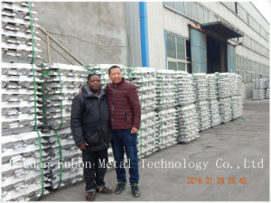 99.5% 99.7% 99.99% Aluminium Ingot/Aluminum Alloy Ingot for Sale pictures & photos